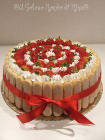 ErdbeerVanilleTorte  Rezept  Erdbeerkuchen  Torten  Pinterest