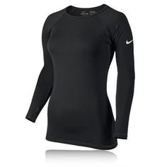 Nike Lady Pro Combat Hyperwarm II Compression Top