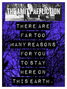 """""""Don't Lean on Me // The Amity Affliction"""" by youre-555-im-666 on Polyvore"""