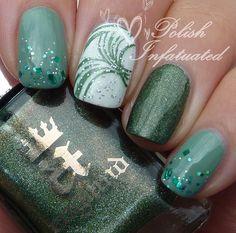 going green polish #nails #polish #formalapproach