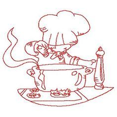 Needlepoint Chef patterns - Google Search