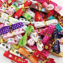 "20Y 3/8"" Mix Style Printing Grosgrain Ribbon Bows Wedding Party Deco Craft RG002(China (Mainland))"