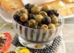 Spanish Tapas… Marinated Olives
