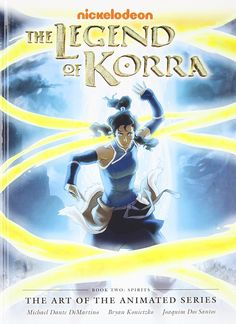 Amazon.fr - Legend of Korra: The Art of the Animated Series Book Two: Spirits - Michael Dante DiMartino - Livres
