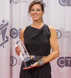 Sarah McLachlan is now Canadian Music Hall of Fame inductee – JUNO Awards 2017