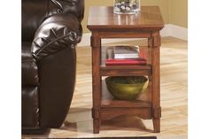 Cross Island Chair Side End Table T719-7