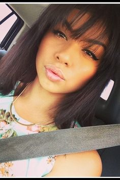 1000 Ideas About Chinese Bangs On Pinterest Sew Ins