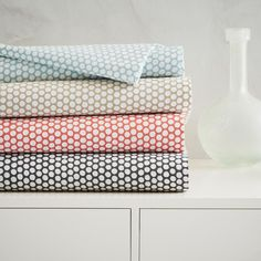 Dot Sheets - good for layered bedding look