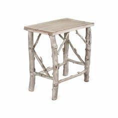 Farm Little Table - Accent Furniture - Zara Home Sticks Furniture, Find Furniture, Home Decor Furniture, Accent Furniture, Living Room Furniture, Zara Home Table, Rustic Table, Wood Table, Small Tables