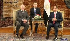 Sisi, Lukashenko tour Belarus products exhibition