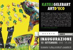 Green design | Katell Gélébart espone a Milano