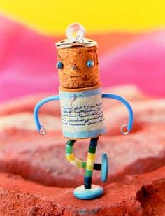cork doll