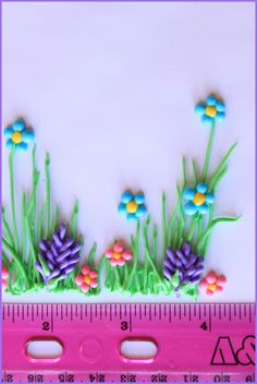TUTORIAL: Easy Spring Flower Transfers by Julia M. Usher, www.juliausher.com