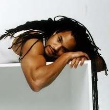 It's something about a man with locs