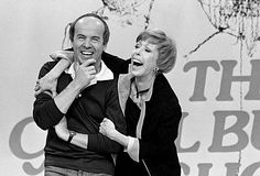 Carol Burnett and Tim Conway~ laughter
