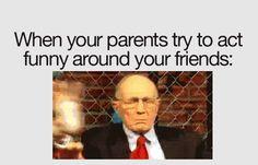 Funny GIF: Parents and Friends - www.meme-lol.com