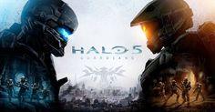 Esta es la portada del 5o juego de la saga Halo en la que se nos presenta la rivalidad entre bandos.