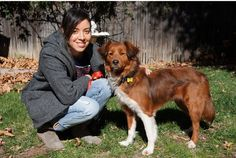 Parks and Recreation Star Aubrey Plaza Adopts Rescue Dog from The Bill Foundation