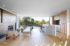 Bates Masi Brings Sophistication to Amagansett Beach House
