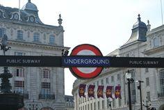 The London Underground Sign!