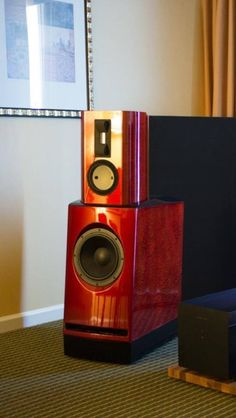 Vapor Audio Joule high end audio audiophile speakers