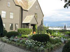 House of the 7 Gables, Salem, MA