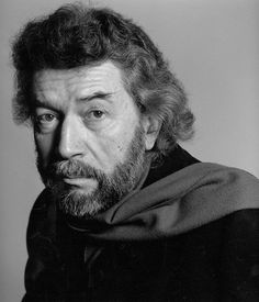 "Alain Robbe-Grillet     Undated    ""…the world is neither meaningful, nor absurd. It quite simply is, and that, in any case, is what is so remarkable about it.""  Alain Robbe-Grillet"