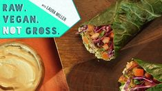 Check out Baked Falafel on Raw. Vegan. Not Gross.