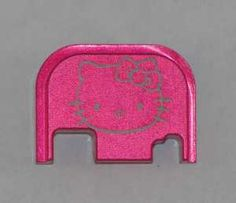 custom pink tactical parts on pinterest glock plates