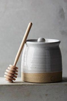 Silo Honey Pot