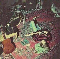 Kurt cobain .
