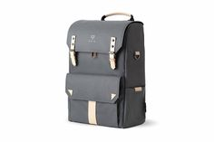 S-Series | Charcoal Travel Bag - Pre-Order
