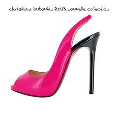 La vie d'Odile Leblanc: La nouveile collection de christian louboutin 2013 lancé !