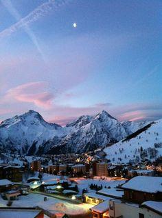 Les Deux Alpes in Les Deux Alpes, Rhône-Alpes