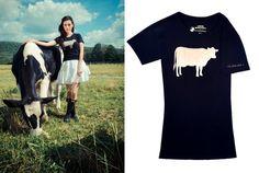 Limited Edition John Bartlett T-Shirts Help Farm Animals : TreeHugger