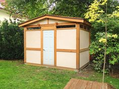 japanese style shed - Google Search