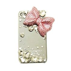 This case says sassy and cute!  Love the bow! <3