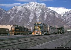 RailPictures.Net Photo: DRGW 3118 Denver & Rio Grande Western Railroad EMD GP40-2 at Provo, Utah by James Belmont