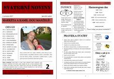 Svatební noviny - Svatební noviny - Obchod - Svatební tiskoviny Horoscope, Amor