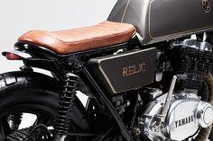 Relic Motorcycles yamaha 2