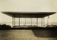 Musikpavillon - Potsdamer Templiner See - Reinhold Mohr - 1932