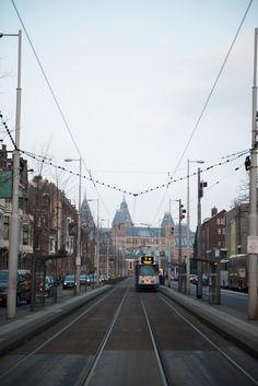 Tram 5 Amsterdam