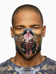 MARCELO BURLON X RESPRO® MASKS Samir Mask