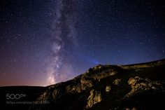 My Way to MILKY WAY  My Way To Milky Way  Camera: Canon EOS 6D Lens: TAMRON SP 15-30mm F/2.8 Di VC USD A012 Focal Length: 15mm Shutter Speed: 25sec Aperture: f/2.8 ISO/Film: 3200  Image credit: http://ift.tt/29DQFfF Visit http://ift.tt/1qPHad3 and read how to see the #MilkyWay  #Galaxy #Stars #Nightscape #Astrophotography
