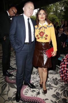 London Fashion Week: Front Row - Fashion Style Mag