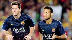 Neymar expects Lionel Messi to sign new Barcelona deal 'soon'
