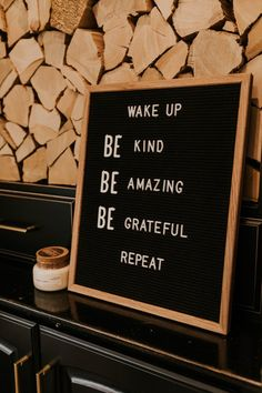 Rettel Board- Statement | ROOLEE Home Decor Motivacional Quotes, Great Quotes, Funny Quotes, Inspirational Quotes, Hang On Quotes, Quotes For Signs, Happy Quotes, Quotes Kids, Happiness Quotes