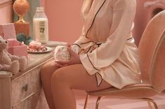 Agent Provocateur launch their latest campaign video starring actress Juno Temple Princess Aesthetic, Pink Aesthetic, Tout Rose, Mode Chanel, Elle Woods, Legally Blonde, Glamour, Agent Provocateur, Jenny Humphrey