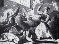 La reina pirata Ching Shih - (1775 - 1844 China) Tuvo bajo su cargo a unos 70 mil piratas. Estableció reglas de conducta estrictas en todos los sentidos. Por ej., todo el botín que se conseguía en los ataques tenía que ser contado y registrado,después se hacía la distribución entre todos. Por otro lado, el barco que conseguía capturar a otro le era entregado el veinte por ciento del botín. El resto era distribuido con el resto de la flota.