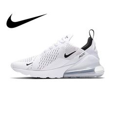 256a9d7a12 Genuine Nike Air Max 270 Men's Running Shoes Sneakers Outdoor Sport Lace-up  Jogging